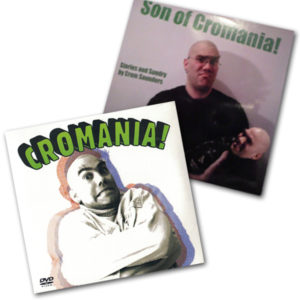 Cromania! and Son of Cromania! DVDs