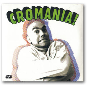 Front cover of Cromania! DVD