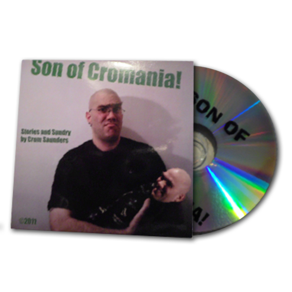 Son of Cromania! DVD